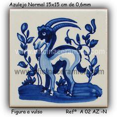Oficina Cerâmica - Pintura e Decoração em Azulejo Portuguese Tiles, Art Inspo, Bookends, Decoupage, Blue And White, Netherlands, Home Decor, Encaustic Tile, Arabesque
