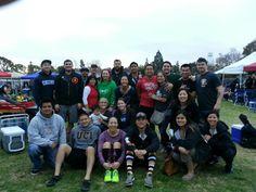 #CrossFit Irvine at NLI CSULB 2.2.13