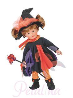 Kathe Kruse Birthday Children Halloween