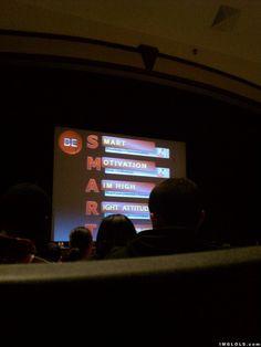 Presentation Slide Fail