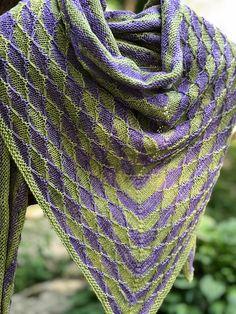 Ravelry: Springtime Melody pattern by Jenn Sheelen