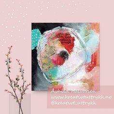 Åshild Halvorsen (@kreativt_uttrykk) • Instagram-bilder og -videoer Artist Work, Anything Is Possible, Mixed Media Artists, You Choose, Mark Making, Collage, Canvas, Pretty, Painting