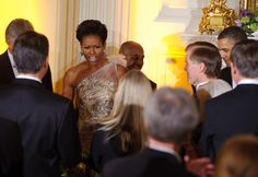 Michelle Obama Dons ASOS Africa In O Magazine's November Issue (PHOTO)