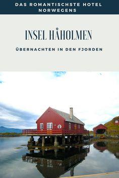 Nur mit dem Wikingerboot gelangen Gäste heute auf die ehemalige Fischerinsel. Einer meiner 5 liebsten Orte in Norwegen.