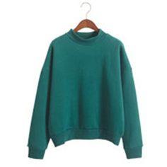 패션 봄 가을 여성 후드 캐주얼 셔츠 스웨터 사탕 코트 재킷 착실히 보내다 탑