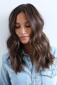 Chocolate Dark Brown Hair Color picture1
