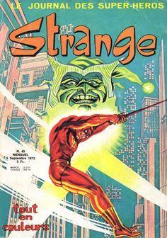 Couverture de Strange -45- Strange 45