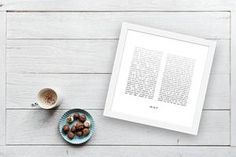 His and Her Framed Wedding Vows First Anniversary Paper, Anniversary Gifts For Him, Wedding Songs, Wedding Bells, Newlywed Gifts, Practical Gifts, Wedding Frames, Geek Gifts, Paper Gifts
