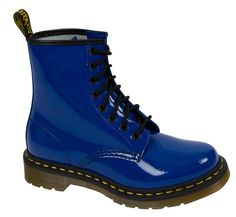 TARDIS blue coloured Doc Martens tried them on and love em' Dr. Martens, Dr Martens 1460, Botas Dr Martens, Doc Martens Style, Doc Martens Outfit, Doc Martens Boots, Newcastle, Fashion Models, Shoes