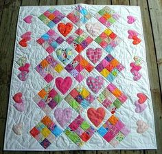 Cute Baby Blankets To Make Cute Baby Girl Quilt Patterns Cute Easy Idea For A Baby Quilt Cute Baby Quilt Patterns Cute Baby Quilts To Make
