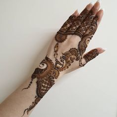 50 Most beautiful Hyderabad Mehndi Design (Hyderabad Henna Design) that you can apply on your Beautiful Hands and Body in daily life.