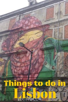 Here are the 10 most awesome Things to do in Lisbon, a city brimming with beautiful architecture and people. This city is not to be missed!