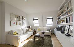 Des chambres de bonnes transformées par un architecte - PLANETE DECO a homes world