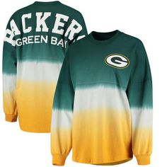 3560c31e4 Green Bay Packers Pro Line by Fanatics Branded Women s Spirit Jersey Long  Sleeve T-Shirt