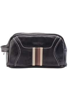 Leather sports toiletry bag Nordweg... Neceser deportivo de piel Nordweg...