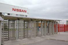 RTD-15.2 full height rotors with RTC-15 canopies at Nissan Manufacturing Plant, St. Petersburg, Russia