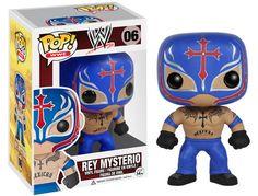 Pop! WWE - Rey Mysterio   Funko
