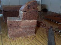 Truck Cake Construction