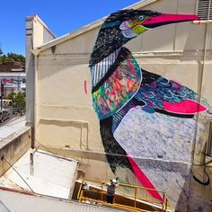 #TwoOne #streetart in Bunbury, West #Australia