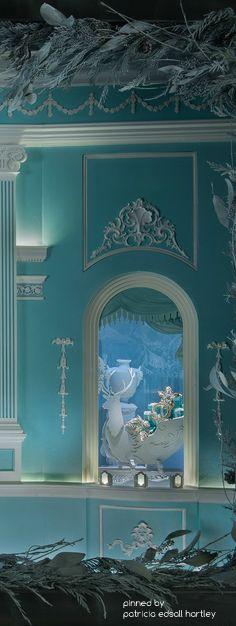 c3b0854a23f Tiffany   Co. Window Displays for Holiday 2015 Season