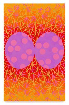 Caribbean Sunset 3, 2016 by Mari Rantanen. Acrylic and pigment on canvas, 200 x 125 cm, 16500€. Inquiries sari.seitovirta@seitsemanvirtaa.com. Helene Schjerfbeck, Caribbean, Contemporary Art, Art Pieces, Sculptures, Sari, Sunset, Canvas, Artist