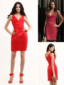 Sexy Sheath Red Short Cocktail Gossip Girl Dress. Get unbelievable discounts up to 65% Off at Milanoo using Coupon & Promo Codes.