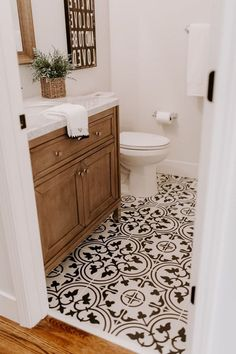65 Small Bathroom Design Inspiration As A Reference For Your Small Bathroom Renovation - Making small renovations into a current bathroom is readily done. Ascertain what you would like to perform and decide the bathroom renovation price also. Downstairs Bathroom, Bathroom Renos, Bathroom Flooring, Bathroom Interior, Modern Bathroom, Bathroom Cabinets, Master Bathroom, Bathroom Renovations, Condo Bathroom