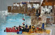 View all Nagib KARSAN art, paintings and contemporary British art at the Red Rag art gallery Port Isaac, Limited Edition Prints, Beautiful Paintings, Great Britain, Folk Art, Bing Images, Contemporary Art, Art Gallery, British