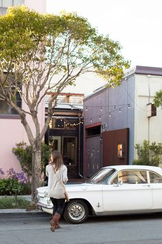 Secret San Francisco Spaces [with a discount code to Nimboo Designs] | MontgomeryFest