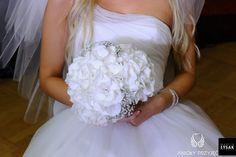20. Roman Wedding,Bouquet / Rzymskie wesele,Bukiet,Anioły Przyjęć