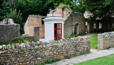 The secrets of Tyneham Village in Dorset - a whole village requisitioned by the War Office in 1943.  Now a fascinating group of ruins with some renovations including a farm.... well worth visiting.
