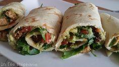 Une petite faim? Goûtez les tortillas végétaliennes, guacamole ou sauce au yaourt, un vrai délice! Recette vegan, cruelty free!