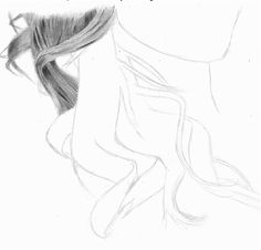 Hair Drawing Techniques