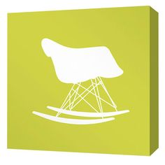 Eames Canvas Artwork
