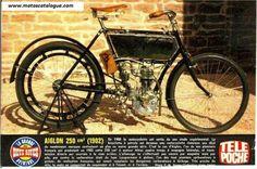 1902 Aiglon (France) 250cc