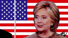 The Democratic Debate  - Wall St.  Clinton vs People's Choice Sanders - ...