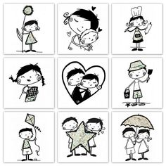 Mes dessins chez Lalimaya
