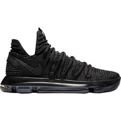 low priced cdeab 68f42 Nike Men s Zoom KD 10 Basketball Shoes, Size  13.0, Black