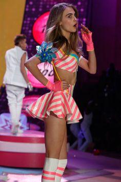 Rumour has it: Cara Delevingne and Erin Heatherton not in Victoria's Secret