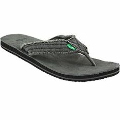 909ac009b4f Mens Sanuk Fraid Not Sandals Trendy Sandals