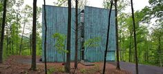 West Virginia Retreat - contemporary - exterior - dc metro - Travis Price Architects Inc.