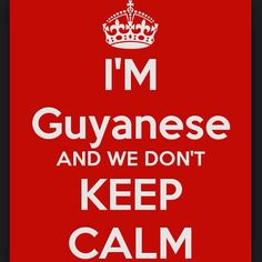 TRUE I SHOULD KNW CAUSE I AM GUYANESE