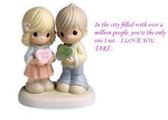 Promise Day Wishes For Lovers Happy Promise Day, Day Wishes, For Facebook, Precious Moments, Smurfs, Lovers, Romantic, In This Moment, Cards