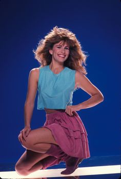 80's Girl - Tawny Kitean