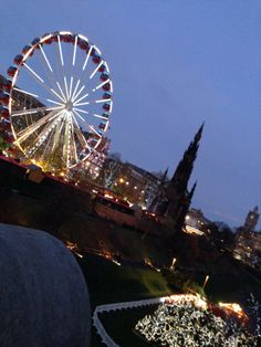 Stalls, ice-skating, fun-fair rides and a good atmosphere always makes this a special winter outing!