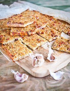 Bramboráky 3x jinak: Zkuste zdravější verze bez smažení! - Proženy Gnocchi, Veggies, Bread, Recipes, Food, Kitchens, Vegetable Recipes, Vegetables, Brot