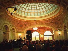 Chicago Cultural Center - ALWAYS FREE