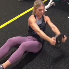 """5,275 Likes, 46 Comments - Workout Videos (@gymgirlvids) on Instagram: """"Vid by: @clairepthomas Her ab workouts are always killer Claire wanted to post this workout using…"""""""