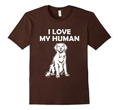 Men's I Love My Human T-Shirt Dog Affection Cute Pet Animal Small Brown Good Dog Shirts http://www.amazon.com/dp/B01CWLZX92/ref=cm_sw_r_pi_dp_iGG5wb19P7PRE