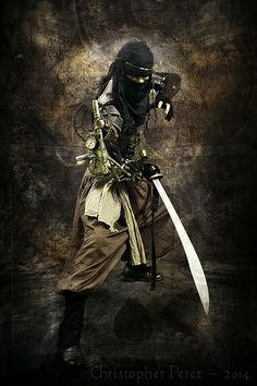 Ninja ~ out of the Age of Steam | Flickr - Photo Sharing!
